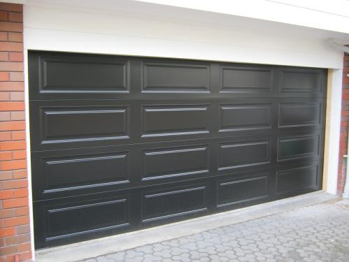 CS07 - Colour Steel - Pitch Black - Somerset Smooth