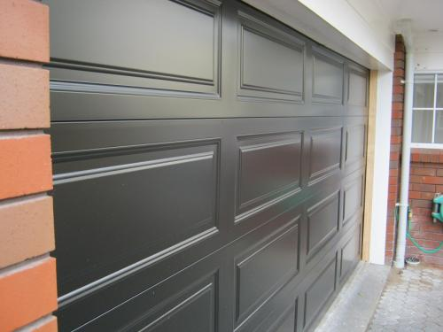 CS07 - Colour Steel - Pitch Black - Somerset Smooth - Close Up